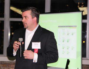 Matthew Botos, CEO ConnectFood