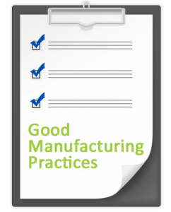 CFR 117 Good Manufacturing Practices Checklist